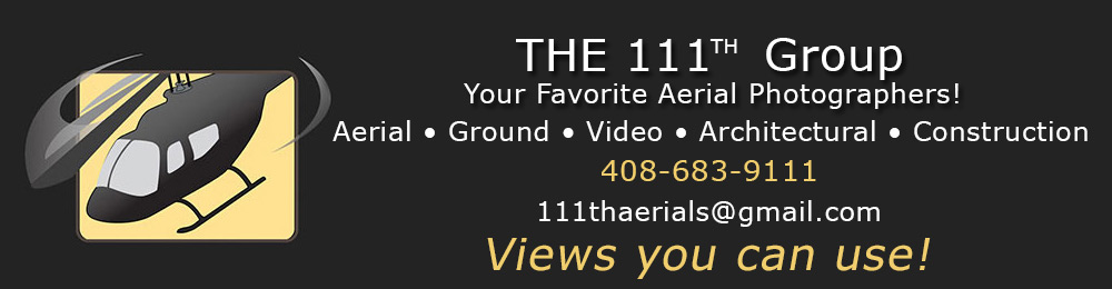 The 111th Aerial Photography logo